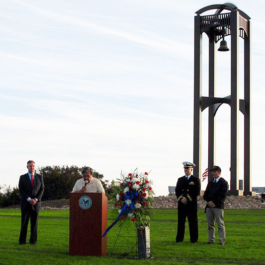 veterans day ceremony at miramar national cemetary